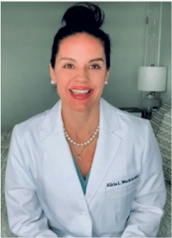 Dr. Alicia Warlick, MD Anesthesiologist at UNC/Rex, American Anesthesiology Raleigh, North Carolina