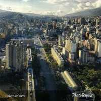 """By @plumavioleta ""Atardecer en #caracas... #avebolivar # ccs #venezuela."" via @PhotoRepost_app"" by Pedro Fanega is licensed under CC BY 2.0. To view a copy of this license, visit: https://creativecommons.org/licenses/by/2.0"