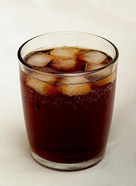 Sugar-Sweetened Cola Wikipedia Image