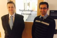 Dr. Nigwekar and Dr. Paunescu