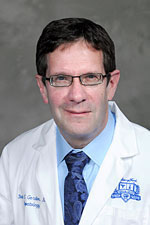 Stuart Gordon, M.D. Director of Hepatology at Henry Ford Hospital
