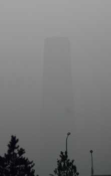 """air pollution, beijing"" by 大杨 is licensed under CC BY 2.0"