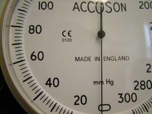 """Blood Pressure"" by Bernard Goldbach is licensed under CC BY 2.0"