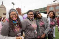 """""""Family Weekend 2014-Breast Cancer Walk"""" by Nazareth College is licensed under CC BY 2.0"""