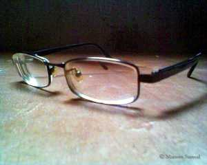 """Old Eyeglasses"" by Leyram Odacrem is licensed under CC BY 2.0"