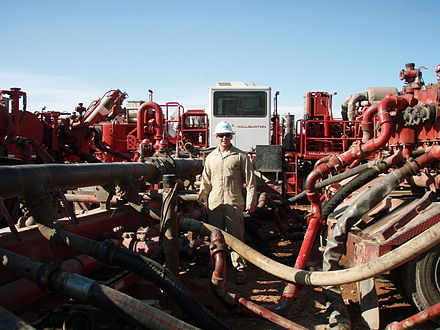 Fracking Wikipedia