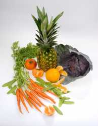 Fruits Vegetables CDC PHIL Image