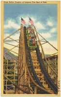 """Giant roller coaster, at Lagoon, fun spot of Utah"" by Boston Public Library is licensed under CC BY 2.0"
