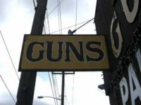 """GUNS"" by Jessica Spengler is licensed under CC BY 2.0"