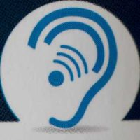 """""""Handicapped Hearing Impaired"""" by Mark Morgan is licensed under CC BY 2.0"""