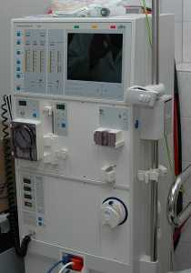 Hemodialysis machine Wikipedia image