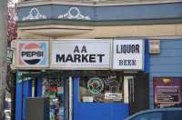 """an odd name for a liquor store"" by eric molina is licensed under CC BY 2.0"