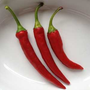"""""""Home-Grown Chilis"""" by barockschloss is licensed under CC BY 2.0"""
