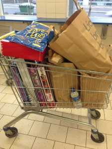 """Lidl Shopping Trolley"" by Jeff Djevdet is licensed under CC BY 2.0"