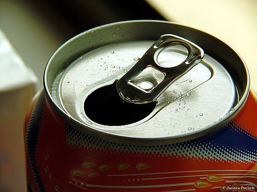"""""""Soda"""" by Jannes Pockele is licensed under CC BY 2.0"""