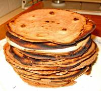 """Tortillas di una miscela di mais azzurro tostato"" by fugzu is licensed under CC BY 2.0"