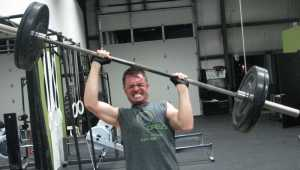 """""""Good example of Crossfit Weight lifting - In Crossfit Always lift until you reach the point of Failure or you tear something"""" by CrossfitPaleoDietFitnessClasses is licensed under CC BY 2.0"""