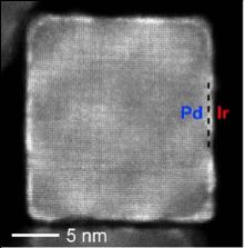 Xiaohu Xia, Jingtuo Zhang, Ning Lu, Moon J. Kim, Kushal Ghale, Ye Xu, Erin McKenzie, Jiabin Liu, Haihang Ye. Pd–Ir Core–Shell Nanocubes: A Type of Highly Efficient and Versatile Peroxidase Mimic. ACS Nano, 2015; 150910154147007 DOI: 10.1021/acsnano.5b03525